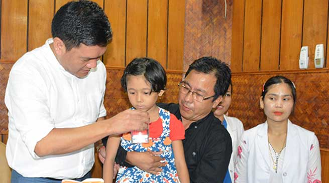 Health is a Priority Sector for My Govt- CM Pema Khandu