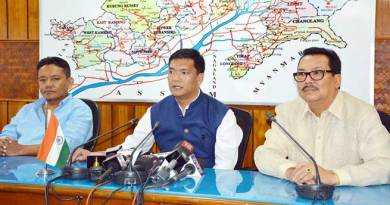 """Team Arunachal"" will be The Core Team for Development of State - Pema Khandu"