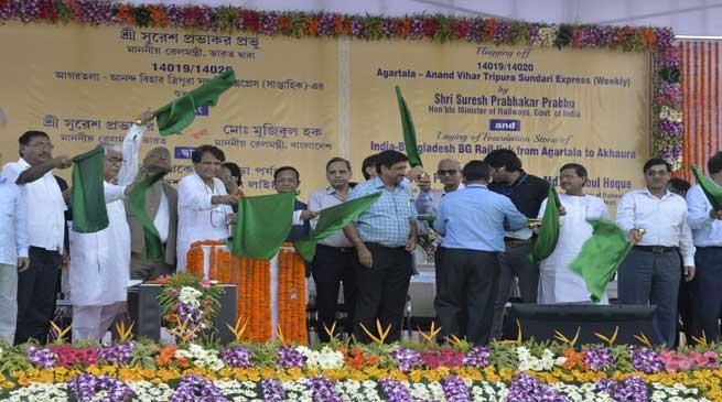 Arunachal , Itanagar, Agartala, Prabhu, Agartala, Sundri Express,