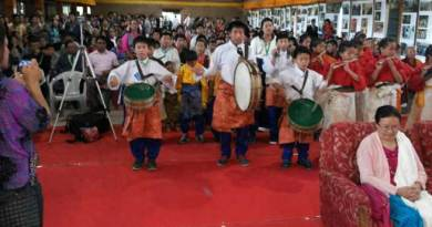 Shillong Observed Dalai Lama's 81st Birthday