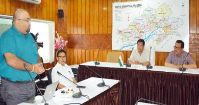 Arunachal- CM Pema Khandu emphasis on e-governance