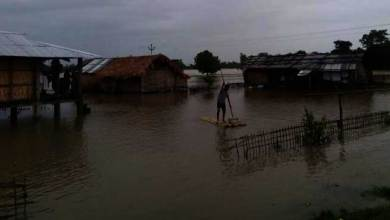 Photo of Tai Khampti Singpho Council Takes Stock of the Flood Situation in Namsai