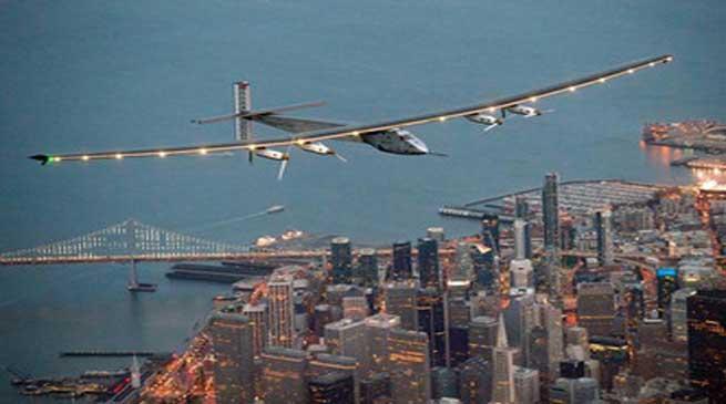 Solar Impulse Creates History after circumnavigating the world