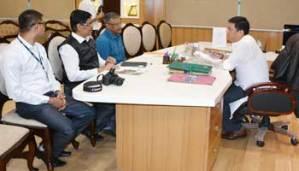 NABARD Should Create More Self-Sustainable Activities- Khandu