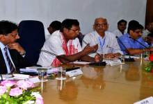Photo of MOs Railways Rajen  Gohain Holds Review Meeting with Freight Stake Holders