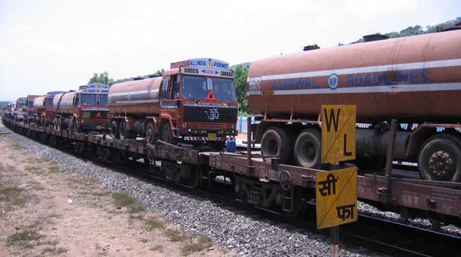 NFR Starts RoRo Service to mitigate Fuel Crisis in Tripura