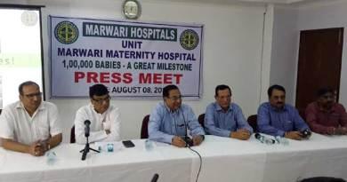 Marwari Maternity Hospitals Sets New Record with 1 Lac Babies Birth