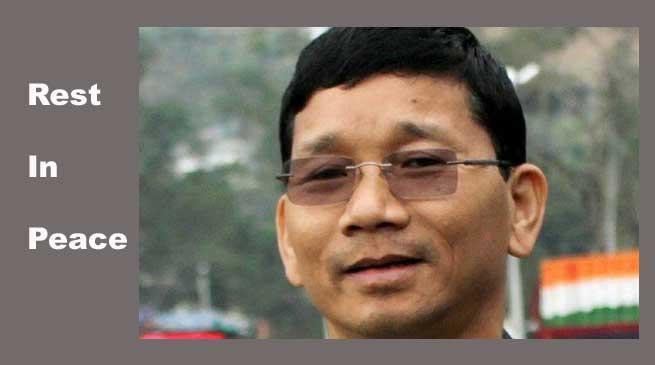 Tai Khampti and Singpho Extend Their Condolence