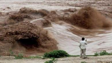 Photo of Khandu Expresses Concern over Flood in Mechuka Valley