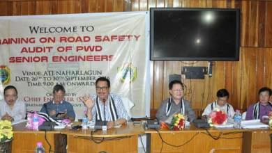Photo of Training for Road Safety Audit and Road Engineering Related Aspects Begins