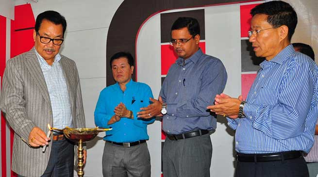 Regular Training of Engineers is necessary- Dy CM Chowna Mein