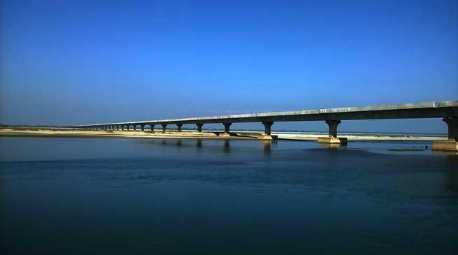 Dhola-Sadiya Bridge will felicitate Better road connectivity between Assam and Arunachal Pradesh
