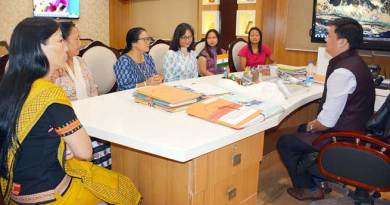 Govt will extend Cooperation to Women Welfare Activities- Khandu assured APSCW