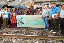 Photo of NF Railway organised Awareness Campaign against Open Defecation