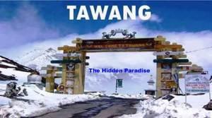 Lets make TAWANG a known Paradise' - Subhash Ramrao Bharke