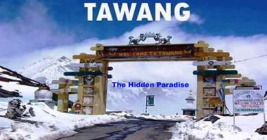 Lets make TAWANG a known Paradise' - Subhash Ramrao Bharke
