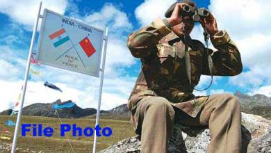Photo of PLA incursion in Arunachal Pradesh, Indian Army chases intruders away