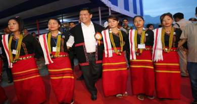 CM Pema Khandu Appeals for working together as Team Arunachal