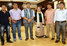 Photo of Arunachal Teachers Associations Delegation Meets with CM Khandu