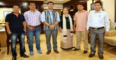 Arunachal Teachers Association's Delegation Meets with CM Khandu