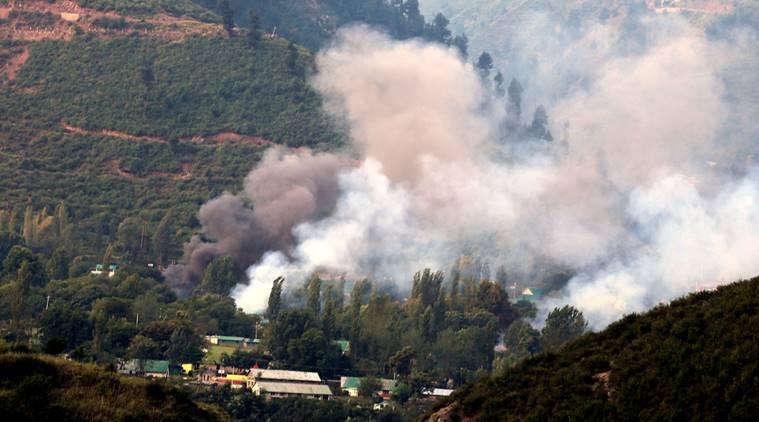 Jammu and Kashmir- Terrorist attack on army Headquarters, 17 soldiers killed
