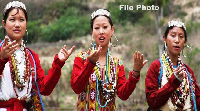 Chindang Festival- Khandu Greets to Sajolang Community