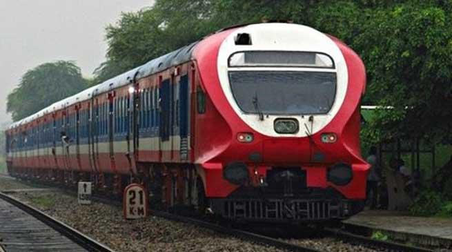 DEMU Service to Start in Dibrugarh-Tinsukia-Ledo Dangri Section
