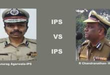 Legal Battle of two IPS officer of Assam in public domain