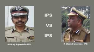 Legal Battle of two IPS officer of Assam in public domain