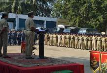 Photo of Next of Kin of BSF Martyrs Felicitated on Police Commemoration Day