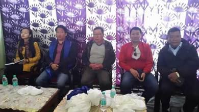 Photo of Shiv Mandir Dharamsala dedicated to the late CM Dorjee Khandu