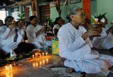 Photo of Theravada Buddhist Observes Satang Potwa
