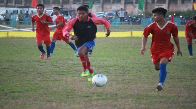 Army Conducts Chirang Football Championship 2016