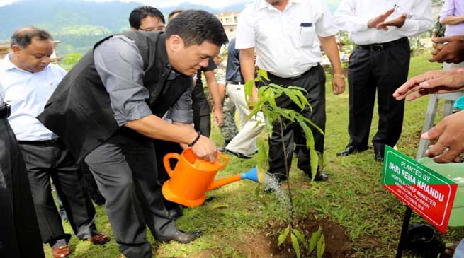 We Have Intricate Connection with our Natural Environment- Khandu