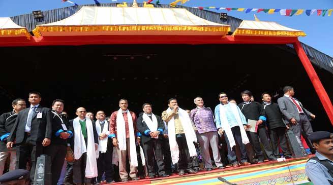 Tawang festival has established itself as Global