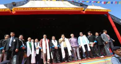 Tawang festival has established itself as Global