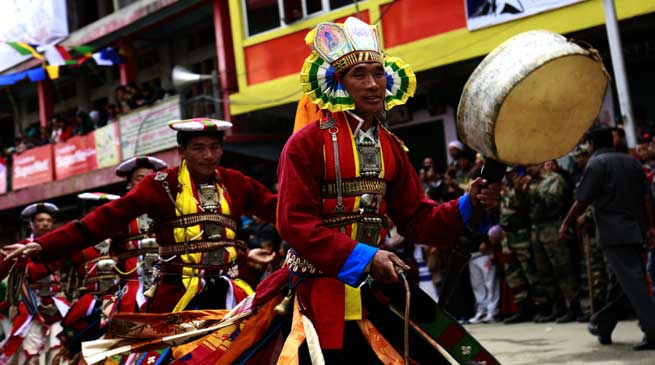 Fifth Tawang Festival- Second Day