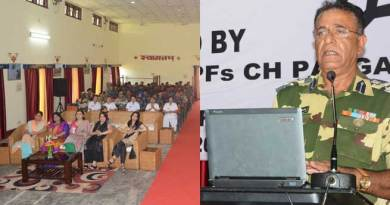 BSF Observes World Arthritis Day