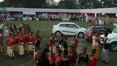 Photo of Arunachal- Chalo Loku Festival Begins at Deomali