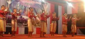 Assam Musical Band Rocks Deomali at Chalo Loku Festival Ground
