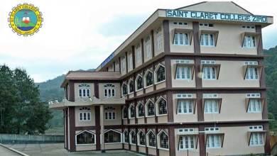 Ziro- Peer Team from NAAC Re visit to Saint Claret College