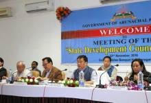 Photo of Itanagar- State Development Council meeting held