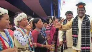Lohit- Three Days Indigenous Youth Festival Begins at Tezu