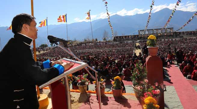 khandu-addressing-gathering