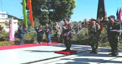 BSF and BGB paid homage to BSF heroes of 1971 Indo-Pak War