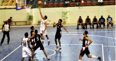59th All India Railway Basket Ball (Men) Championship
