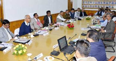 Rajen Gohain Reviews Progress of Railway Projects under NFR