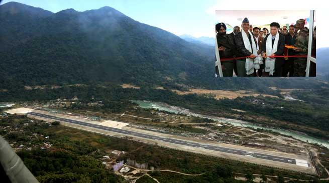 Arunachal- Pema Khandu inaugurates 6th ALG at Tuting