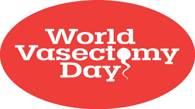 World Vasectomy Day Fortnight
