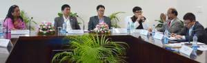 Khandu Emphasized on Road Connectivity in Remote Border Areas